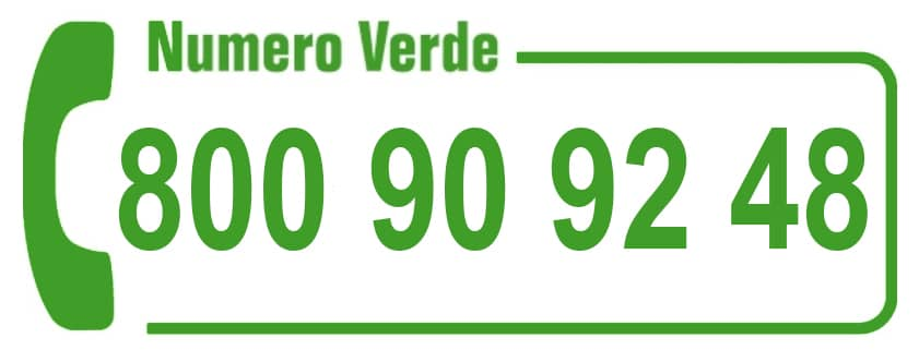 numero verde sls agency